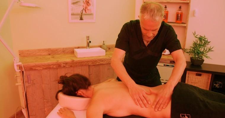 Massage post-épilation