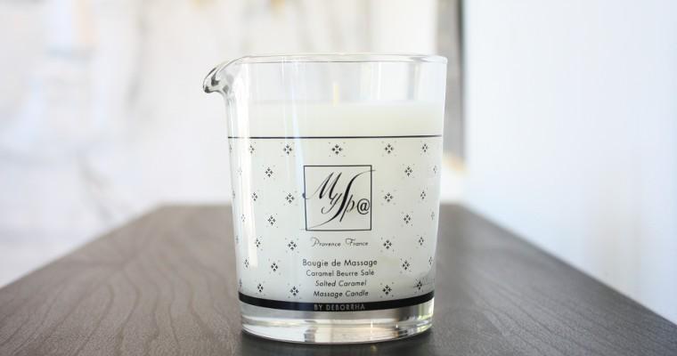 Bougie de Massage au Caramel Beurre Salé