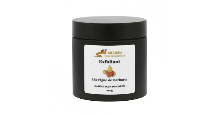 Exfoliant à la Figue de Barbarie