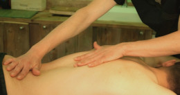 Massage Californien Sweet Home 2 mains