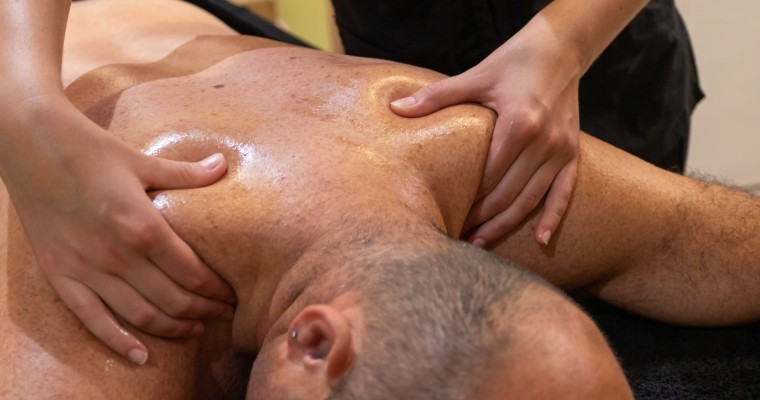 Massage Relaxant Dos