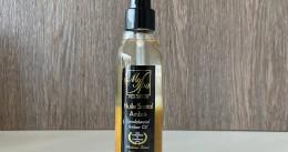 huile santal ambrée